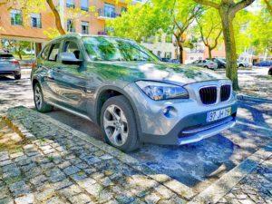 BMW X1 furtado em Massamá Lisboa