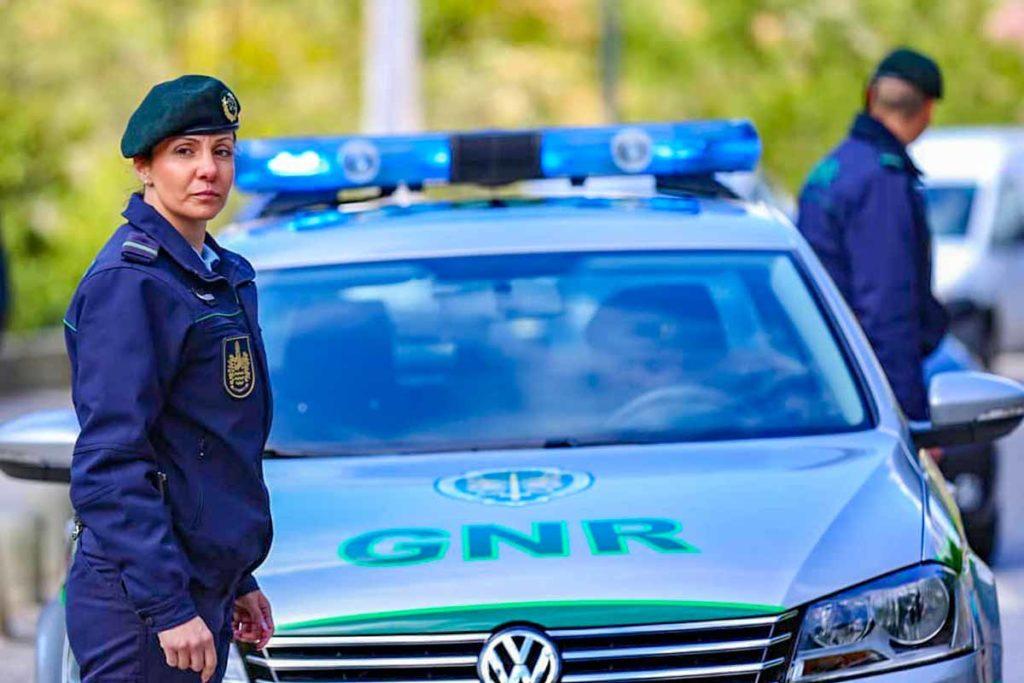 Agente da Guarda Nacional Republicana