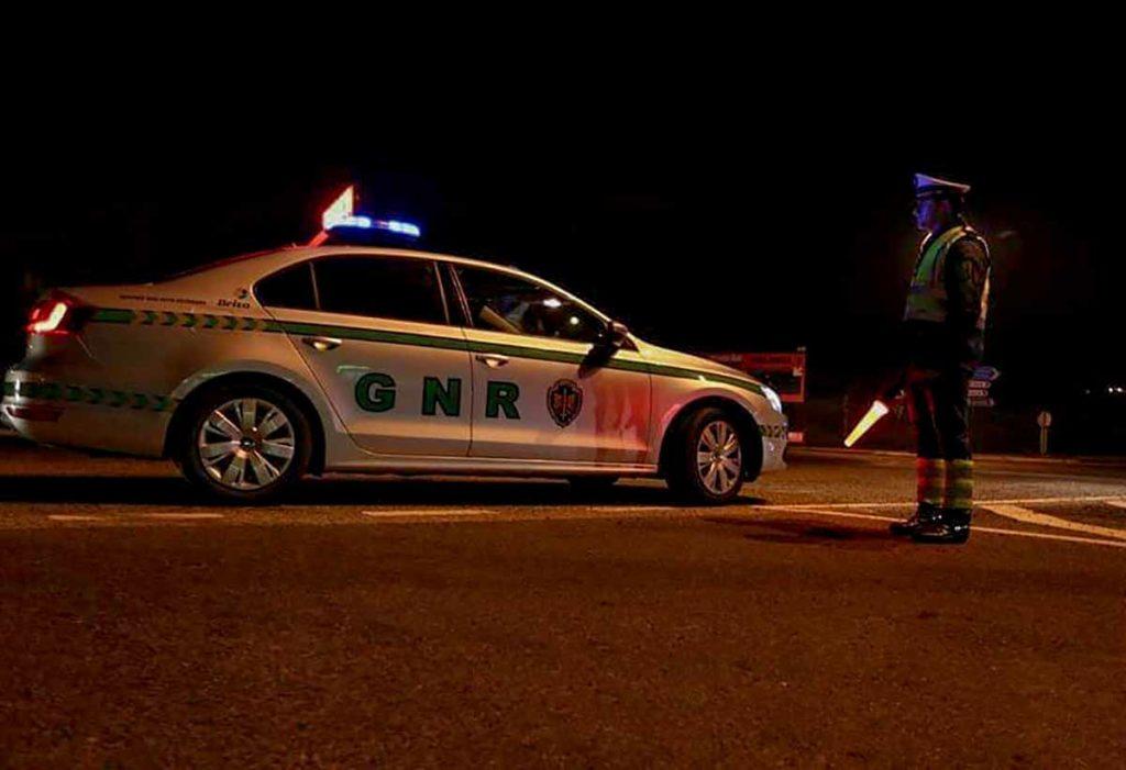 GNR operação stop combate ao furto