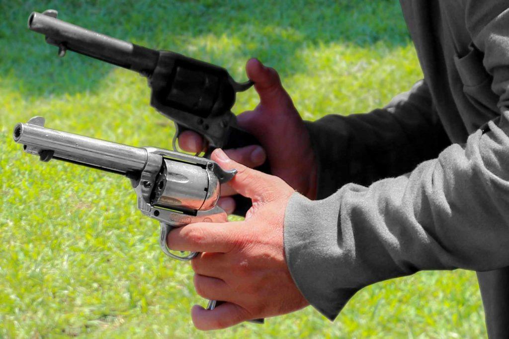 Gang roubos violentos pistoleiros no Porto