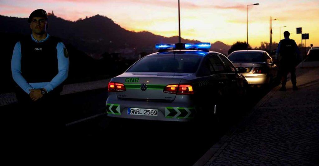 GNR patrulhamento furto e roubos