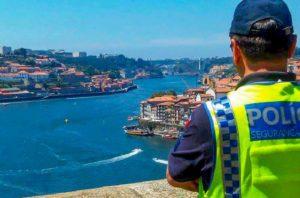Polícia Segurança Pública Porto Douro