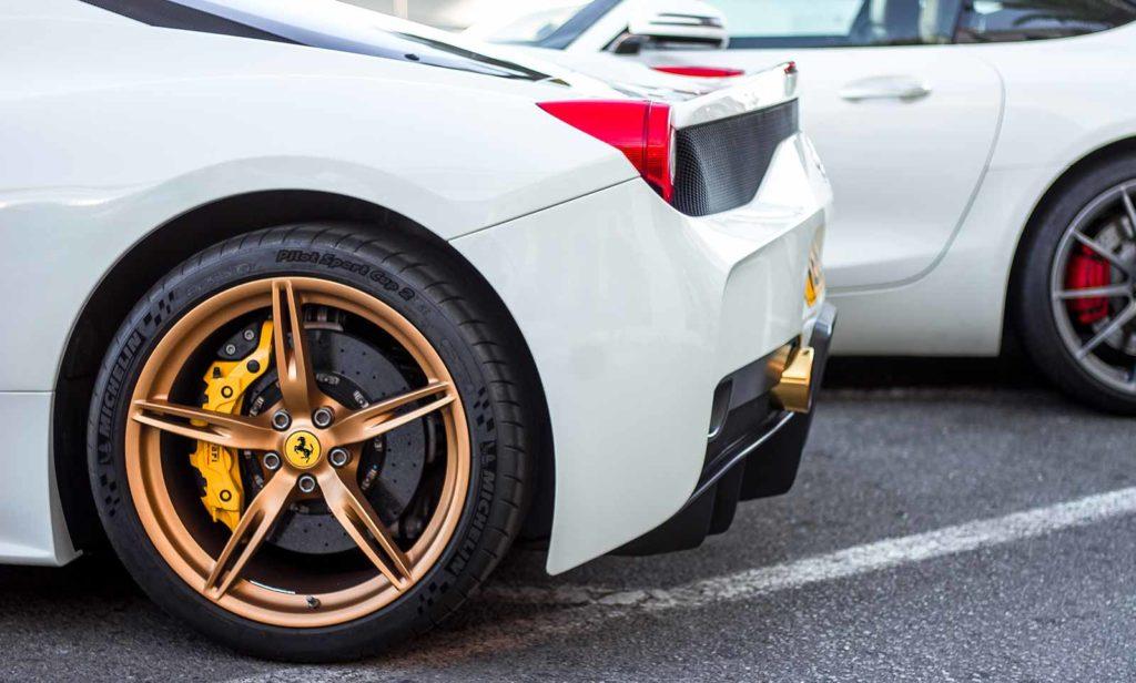 Ferrari em Portugal