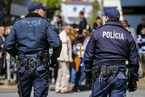 Crime Vila Nova de Famalicão PSP