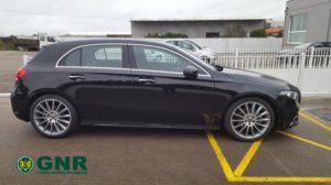 GNR recupera Mercedes furtado em França, à venda em Aveiro