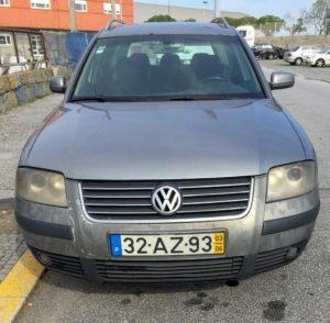 VW passat furtada no porto leça da palmeira