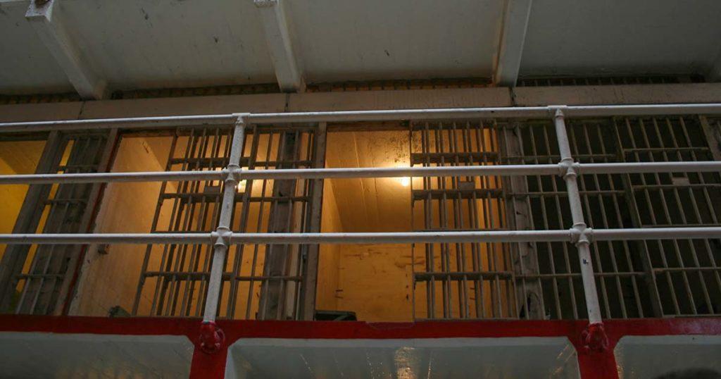 Detido Prisão Efetiva - Imagem Ilustrativa https://www.flickr.com/photos/brustin/760172144/