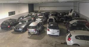 25 viaturas furtadas recuperadas em oficina de desmantelamento em Barcelos
