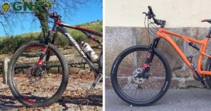 Bicicleta furtada em Vila Nova de Famalicão recuperada pela GNR em Gondomar