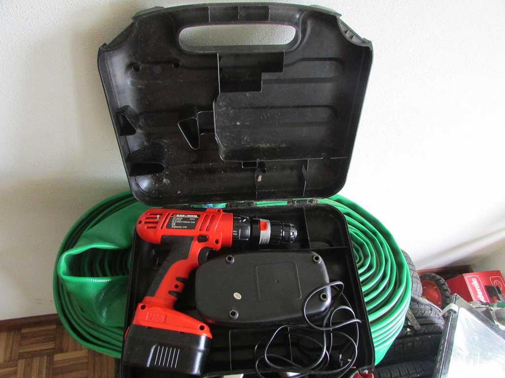 Material furtado, recuperado pela PSP em Bragança