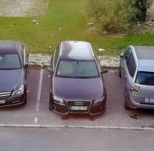 Audi Carrinha Furtada em Setúbal