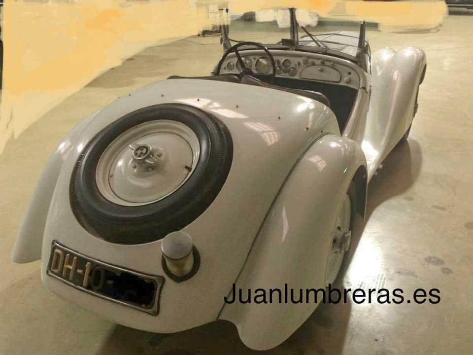 BMW clássico, avaliado em um milhão de euros, furtado em Ponte de Lima