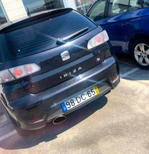 Seat Ibiza furtado Casal de cambra