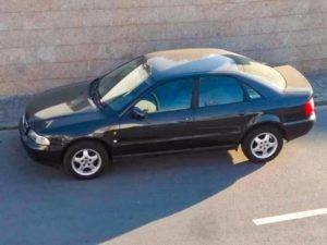 Audi A4 furtado