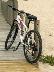 Bicicleta furtada Prime WRC 2
