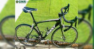 Bicicleta furtada, recuperada pela GNR em Paio Pires