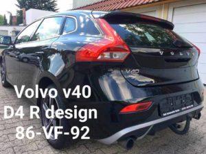 Volvo v40 r design furtado sao mamede de infesta porto