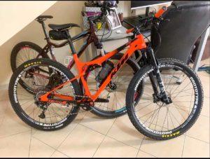 bicicleta ktm furtada Vilamoura algarve