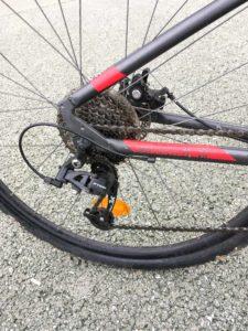 bicicleta btwin roubada em Telheiras lisboa