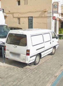 Mitsubishi l300 furtada ramada