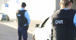 Guarda Nacional Republicana GNR Fiscalização de Trânsito