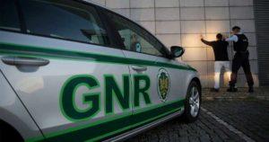 Detido pela Guarda Nacional Republicana GNR