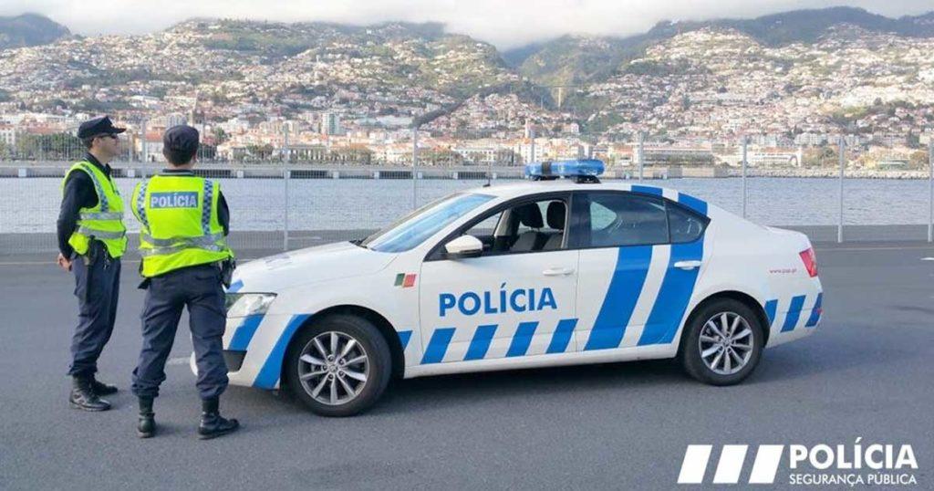 Polícia de Segurança Pública Funchal