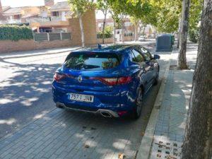 Renault Megane GT azul furtado Odivelas
